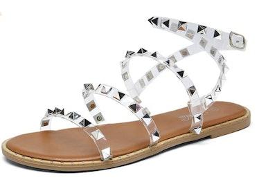 Katliu Studded Sandals