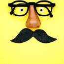 groucho marx mask imposter syndrome