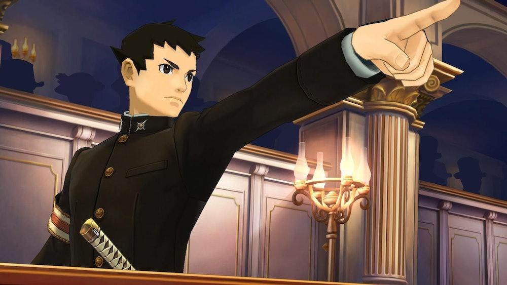 The Great Ace Attorney Chronicles, Ryunosuke Naruhodo