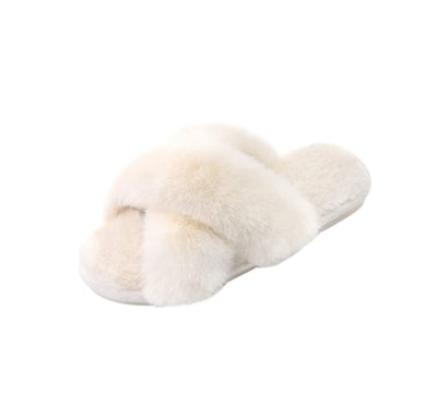 Parlovable Fuzzy Slippers