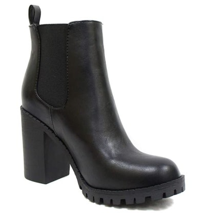 Soda Glove Ankle Boot