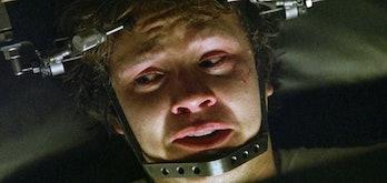 Tim Robbins in Jacob's Ladder.