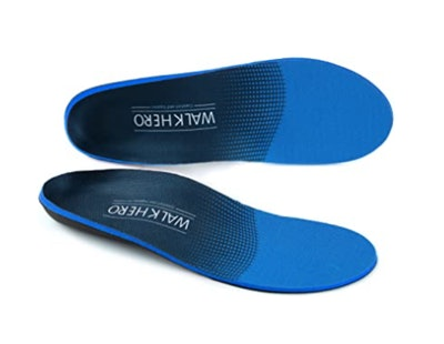 Walk-Hero Comfort and Support Orthotic Inserts