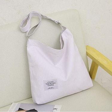 Covelin Retro Canvas Shoulder Bag