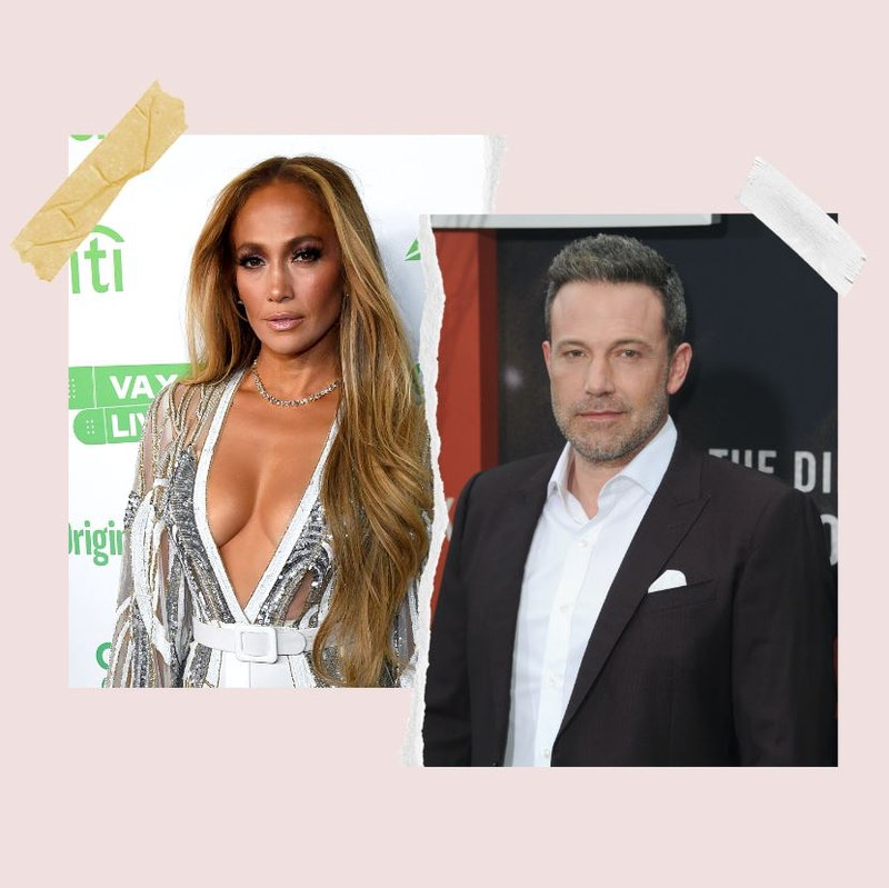 Jennifer Lopez attends Global Citizen Vax Live and Ben Affleck arrives at the premiere of 'The Way B...