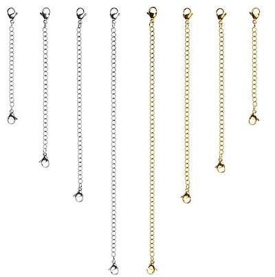 D-buy Necklace Extenders (8 Pieces)