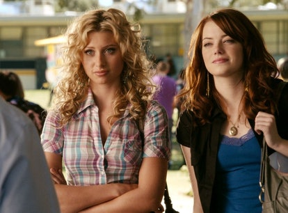 Aly Michalka shared that an 'Easy A' sequel is in the works.