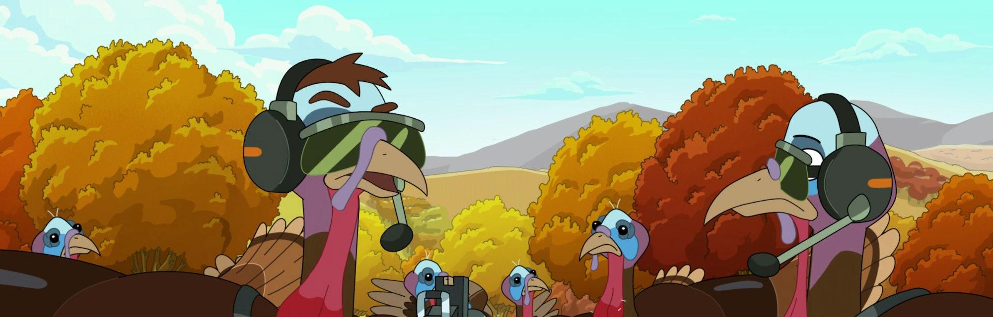 rick and morty season 5 turkey