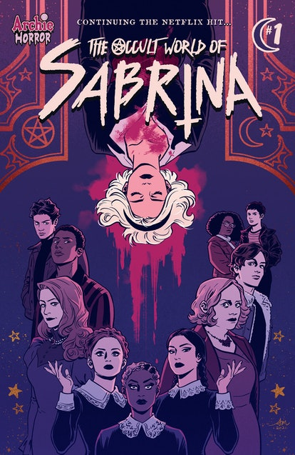 'The Occult World of Sabrina' comic book series will pick up after 'Chilling Adventures of Sabrina's...
