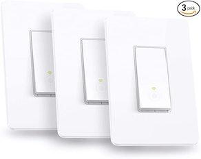 Kasa Smart Light Switch (3-Pack)