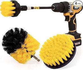Holikme Drill Brush (4-Pack)