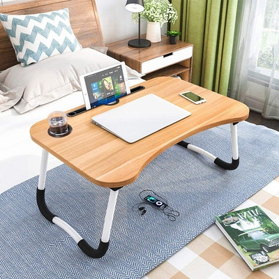 CHARMDI Foldable Laptop Table