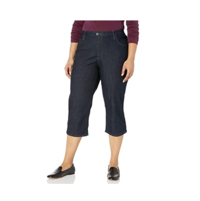 Riders By Lee Plus Size Indigo Bootcut Jeans
