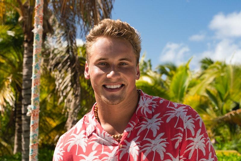 Garrett Morosky from 'Fboy Island' via HBO Max's press site