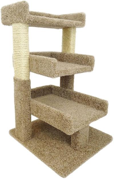 New Cat Condos Premier Triple Cat Perch