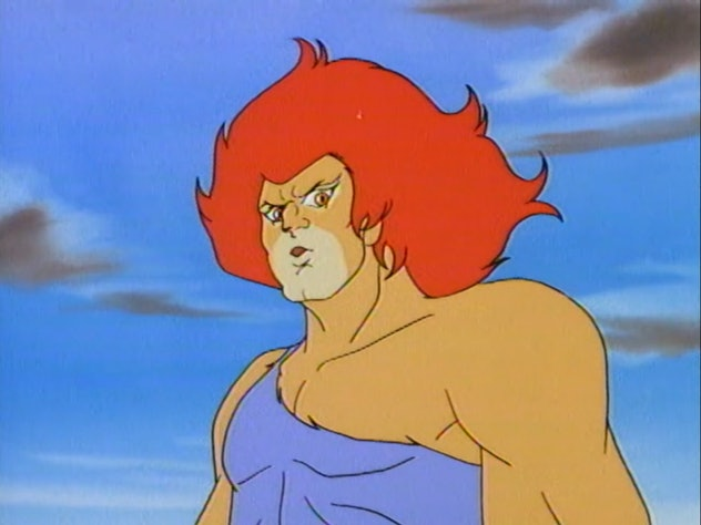 Thundercats premiered in 1985.