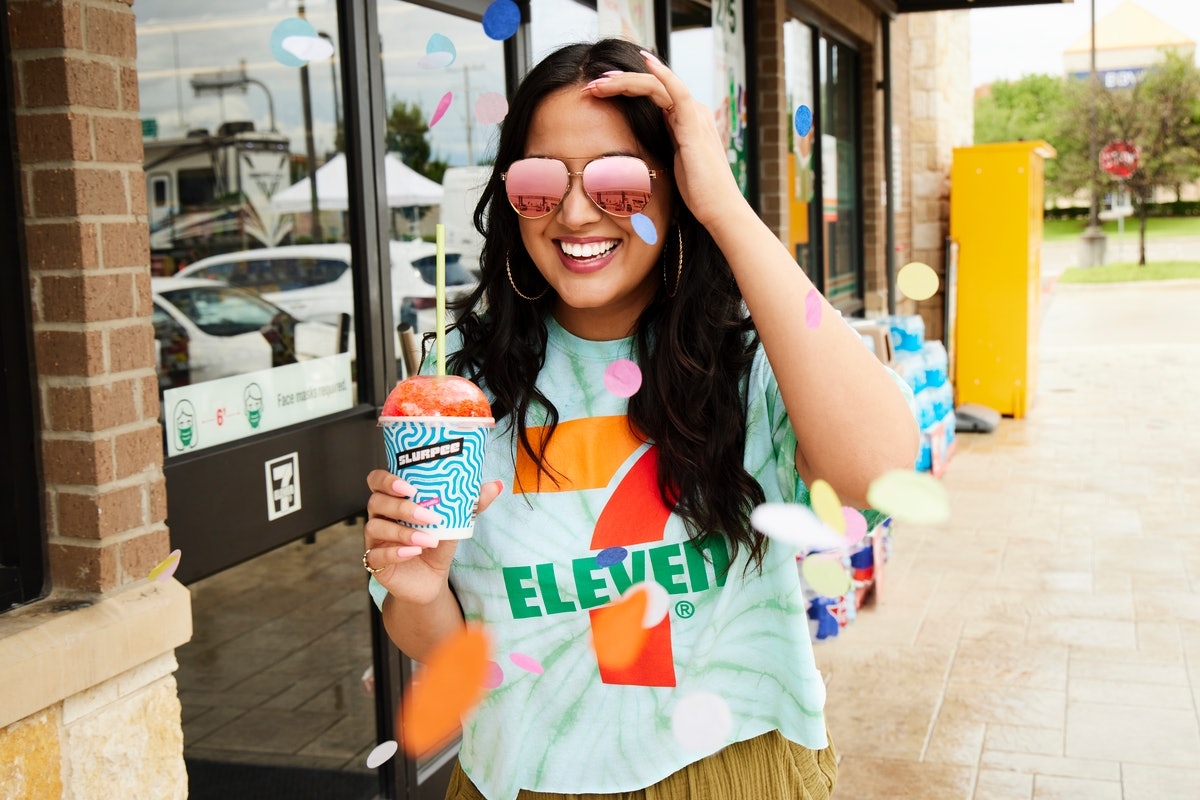 7-Eleven's new Slurpee flavors for summer 2021 are super fruity.
