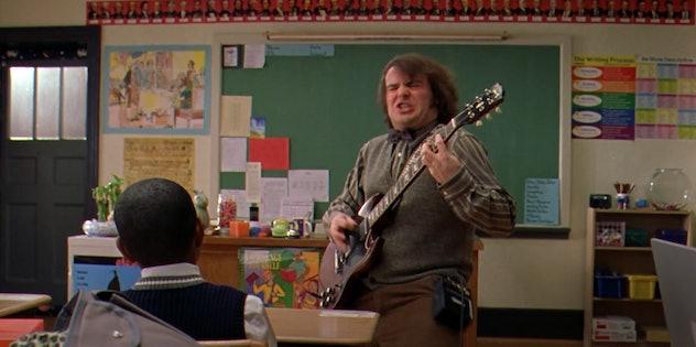 Jack Black stars in 'School of Rock.'