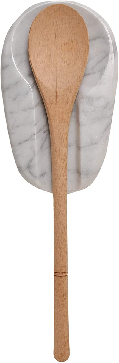 CraftsOfEgypt Marble Spoon Rest