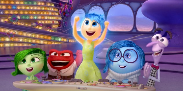 Inside Out is a film from Pixar.
