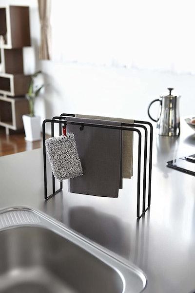 Yamazaki Home Dishcloth Hanger