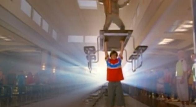 'Sky High' is a Disney Channel Original film.