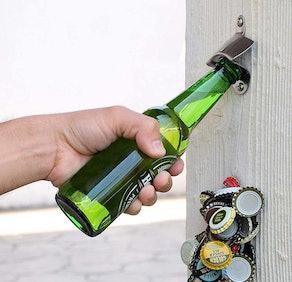 CAPLORD Wall-Mounted Beer Bottle Opener