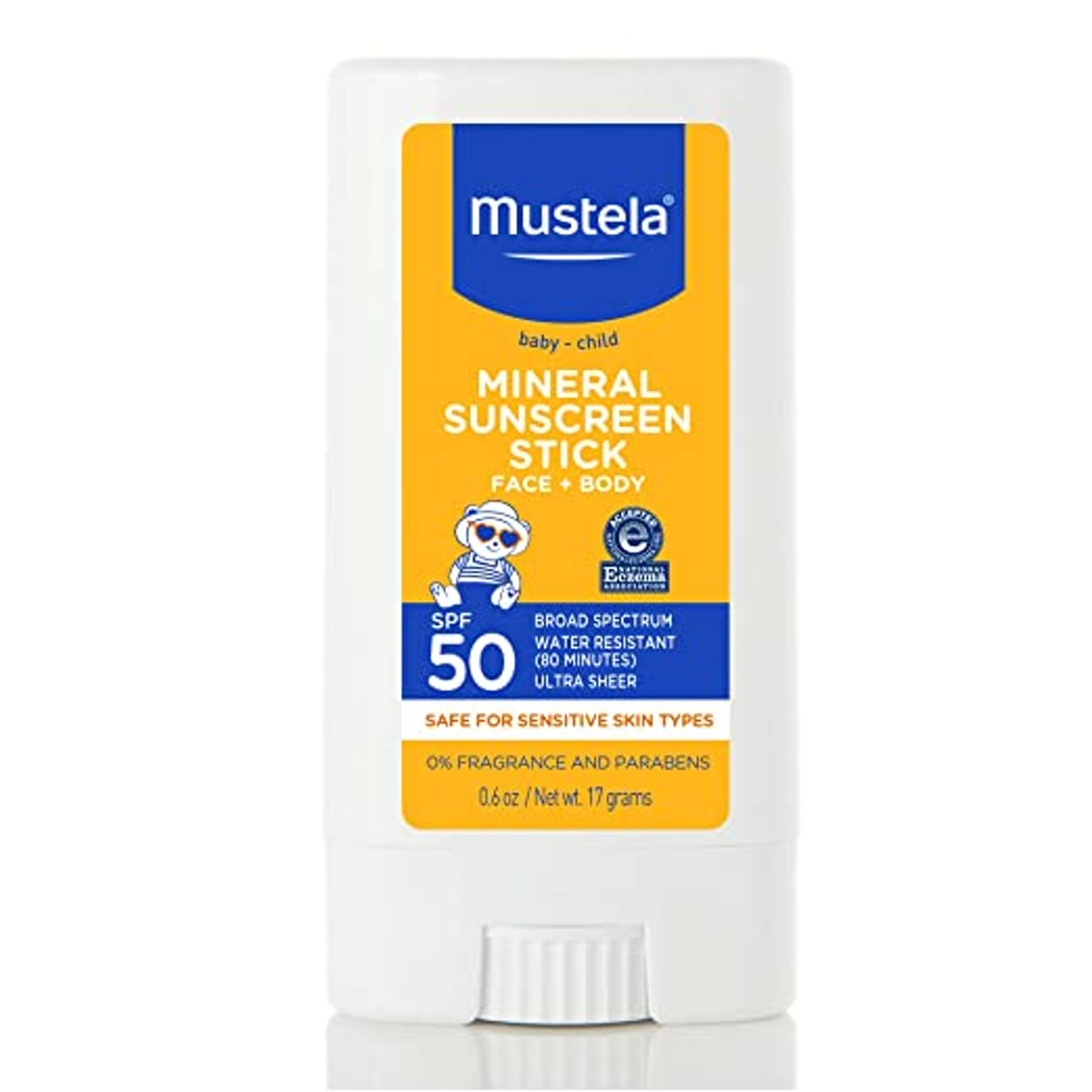 Mustela Baby Mineral Sunscreen Stick