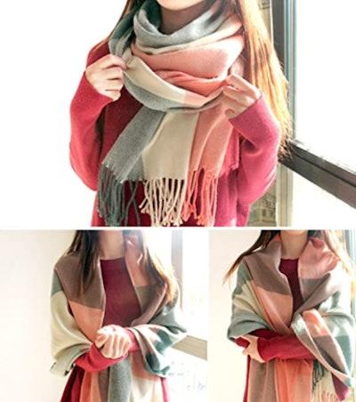 YSense Blanket Scarf