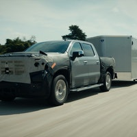 WATCH: Hands-free driving is coming to GMC's pickups — even when towing
