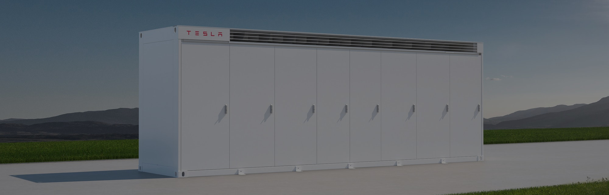 Tesla has begun accepting online orders for its Megapack, a large-scale stationary battery for comme...