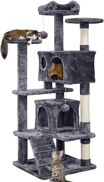 YAHEETECH 54.5in Cat Tree