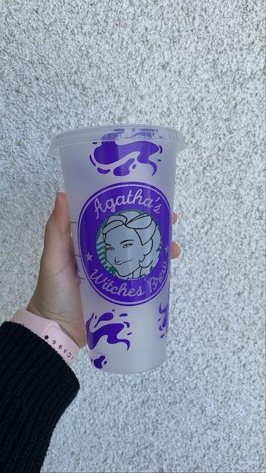 Agatha All Along Cup