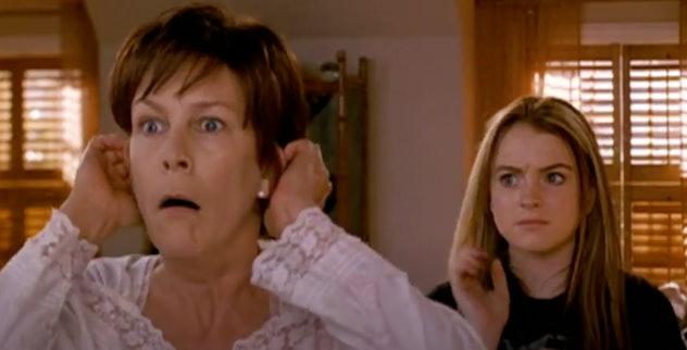 Jamie Lee Curtis stars in Freaky Friday.