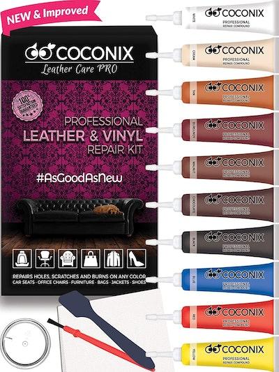 Coconix Vinyl & Leather Repair Kit