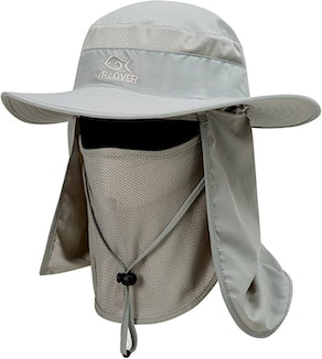 YR.Lover Wide Brim with Removable Flap