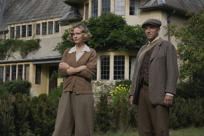 A still from The Dig.