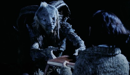 A still from Pan's Labyrinth.
