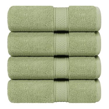 Utopia Towels Bath Towels Set (Set of 4)