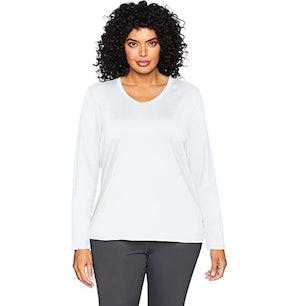 Core 10 Run Tech Mesh Long-Sleeve T-Shirt