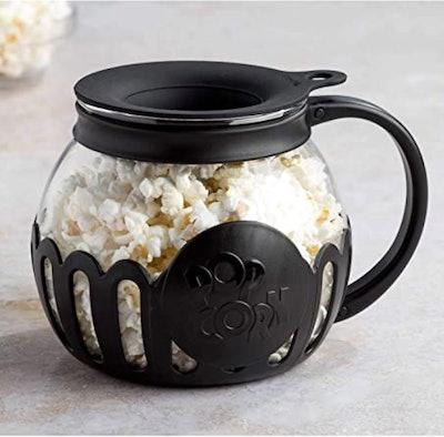 Ecolution Microwave Micro-Pop Popcorn Popper