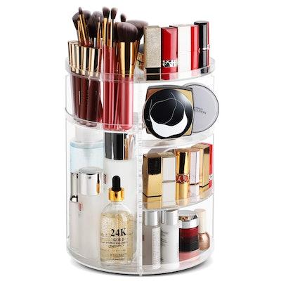 Syntus 360 Rotating Makeup Organizer