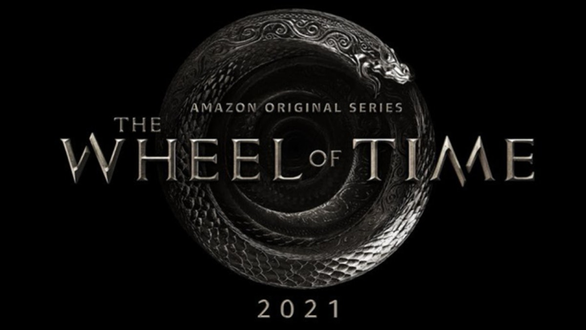 Amazon's 'The Wheel of Time' official logo