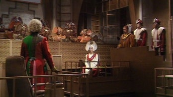 Doctor Who Season 13 serialized The Trial of a Time Lord