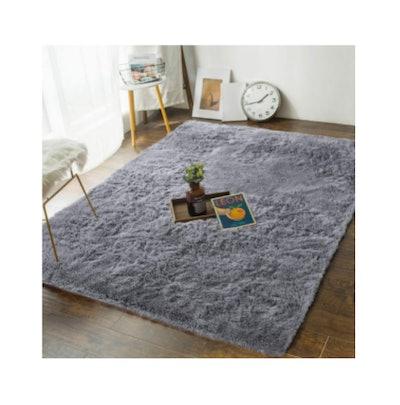 Andecor Fluffy Area Rug