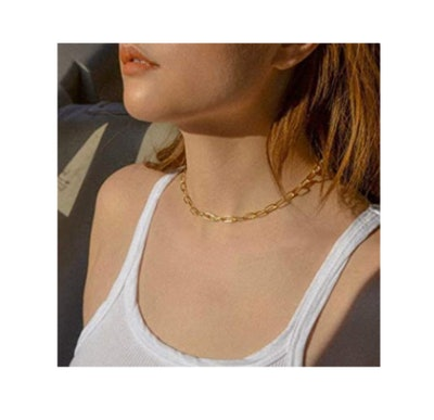 Turandoss Gold Chain Necklace