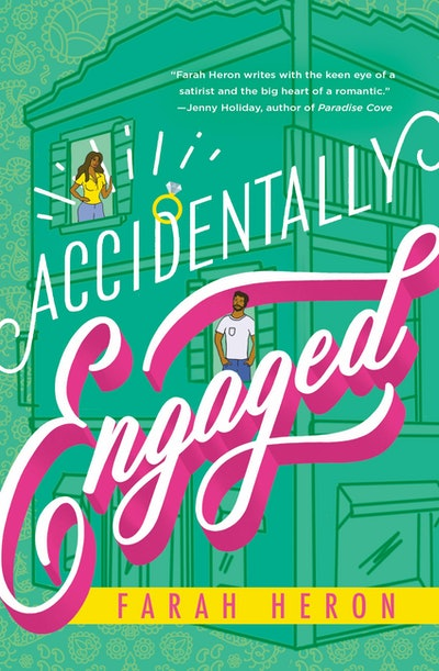 'Accidentally Engaged' by Farrah Heron