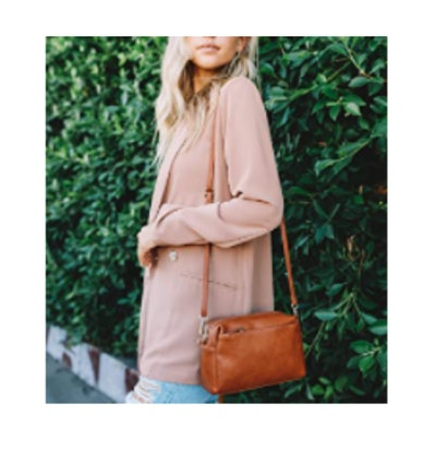 FashionPuzzle Crossbody Bag