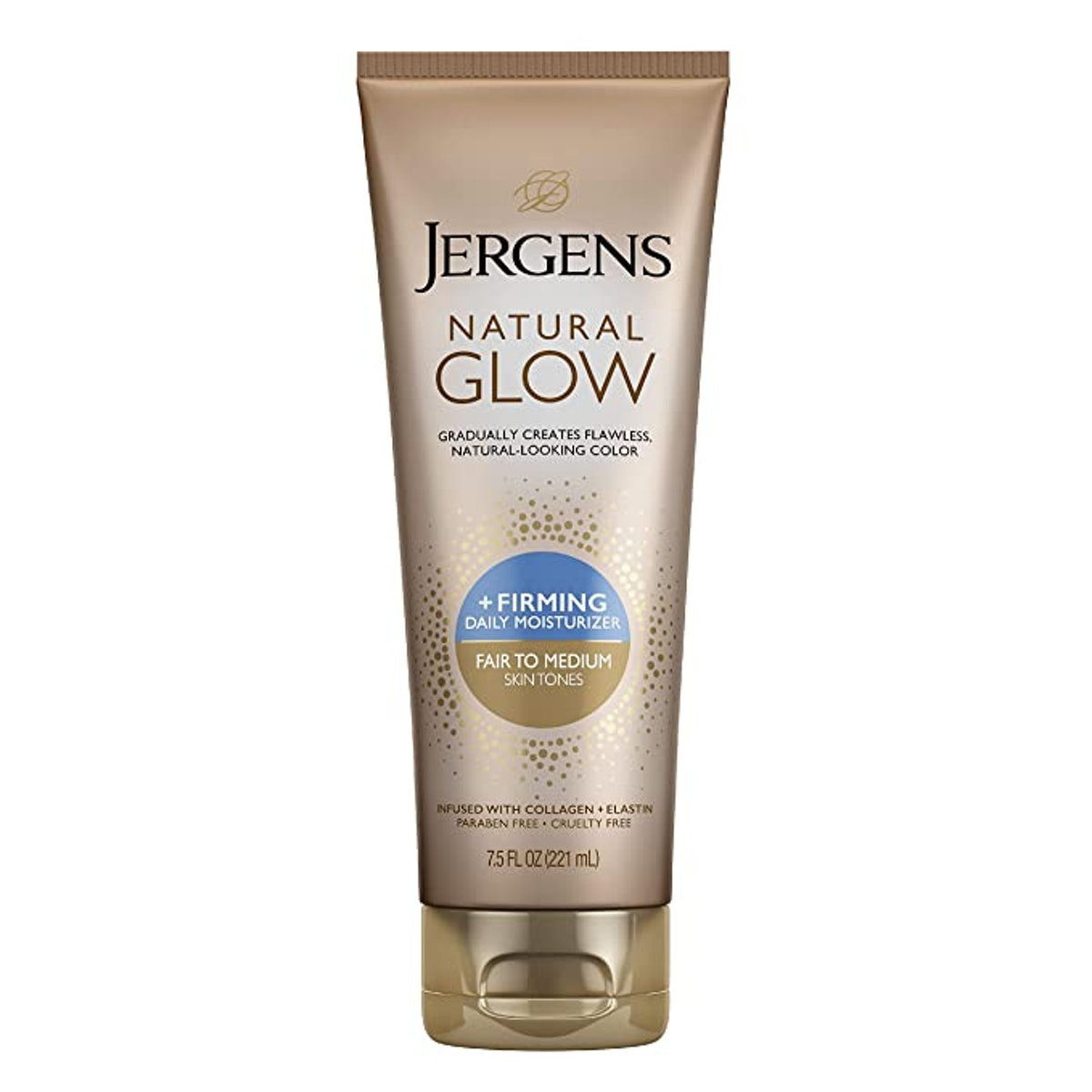 Jergens Natural Glow + Firming Self Tanner
