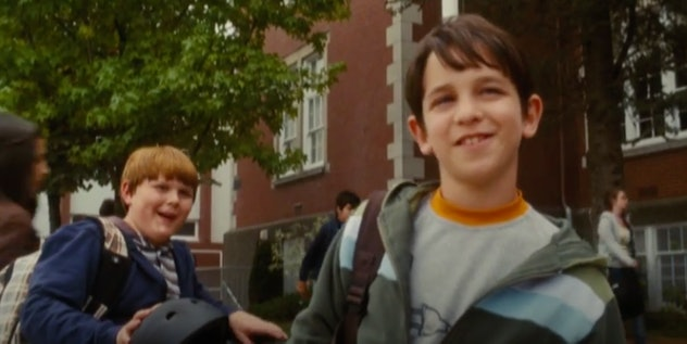 Diary of a Wimpy Kid is based on the book series of the same name.